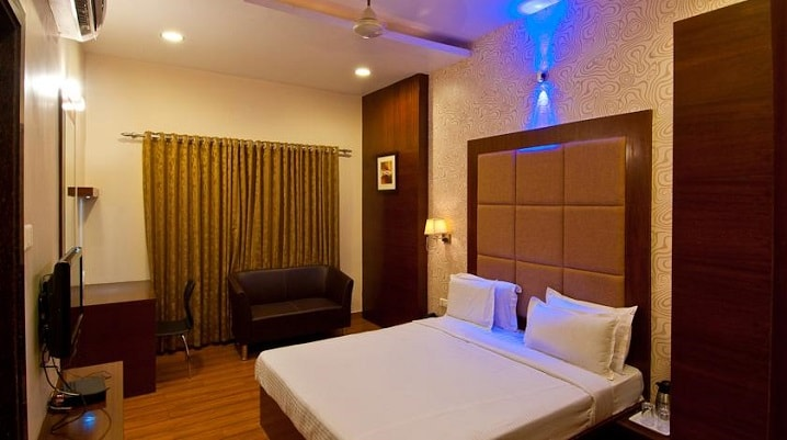 hotels in ujjain